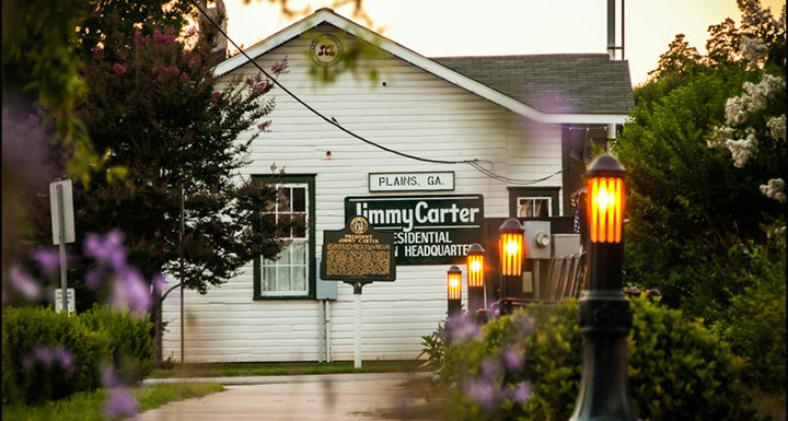 The Train Depot | Jimmy Carter on warehouse house plans, school house plans, hotel house plans, mill house plans, bank house plans, round barn house plans, library house plans, colonial house house plans, lookout tower house plans, hunting lodge house plans, church house plans,