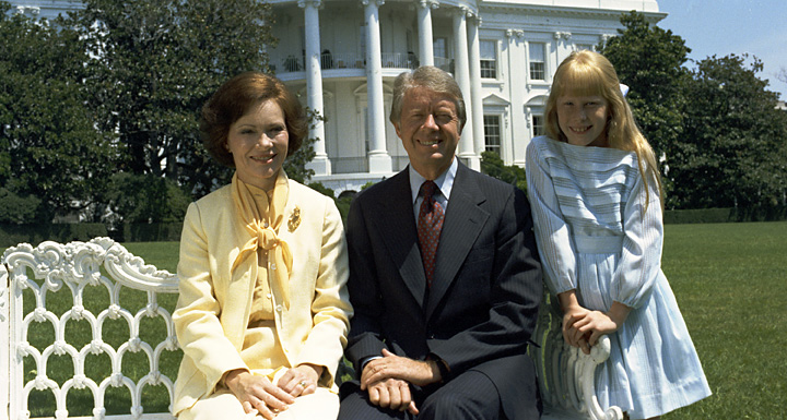 The Carter Family Jimmy Carter