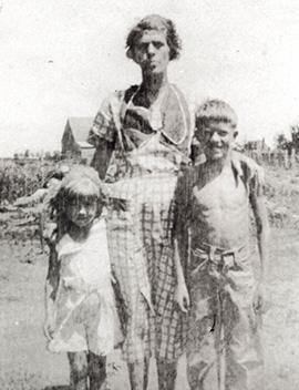Lillian-and-children