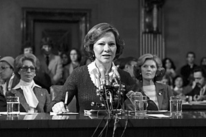 Rosalynn-Carter-testifies-2-7-79