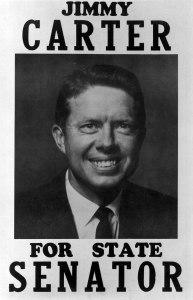 State senate poster